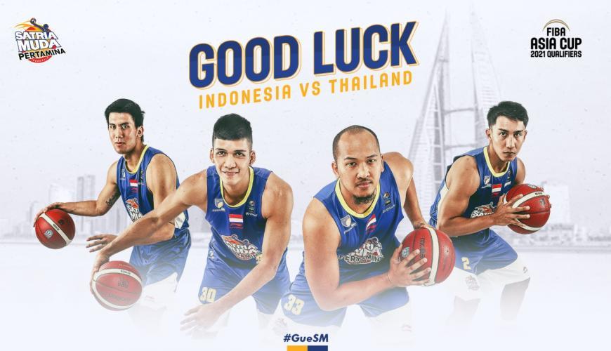 FIBA ASIA CUP QUALIFIERS THAILAND VS INDONESIA